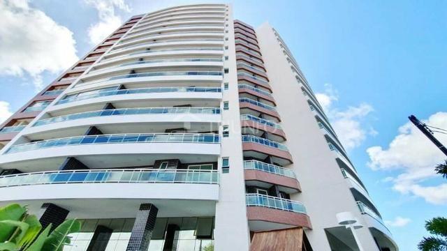(ESN tr41818)Apartamento a venda 119m com 3 suite e vagas prox chico caranguejo sul