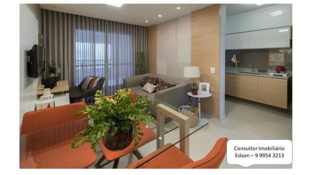 UED-26 - Apartamento 2 quartos em morada de laranjeiras - Foto 3