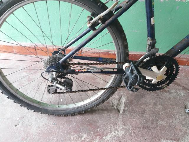 Bicicleta Caloi Aspen aro 20 - Foto 4
