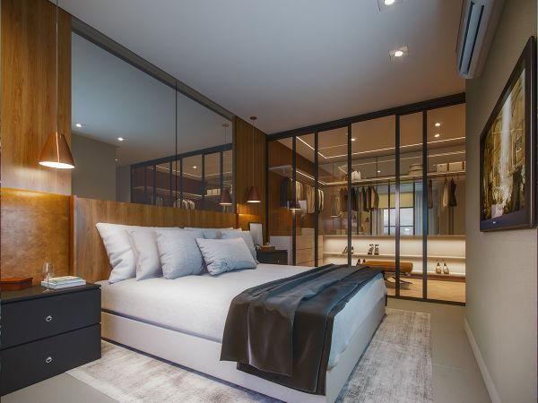Apartamento  com 2 quartos no ELLO Vaca Brava - Bairro Setor Bueno em Goiânia - Foto 8