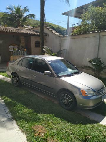 Honda Civic LX 2001/01 - Foto 2