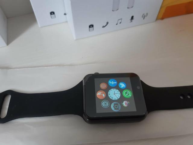 Relógio Smartwatch Com chip/sd Novo com Garantia