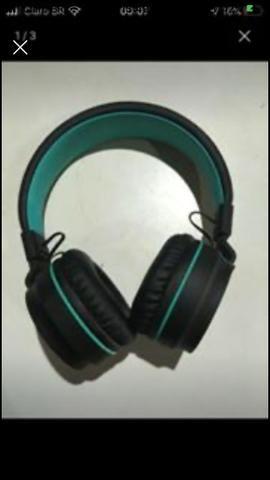 Vendo fone de ouvido bluetooth pulse - Foto 3