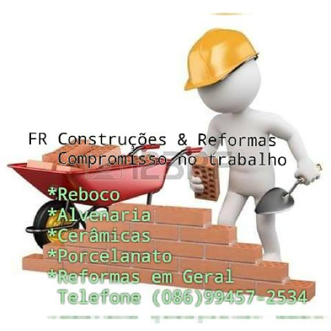 Fr construções