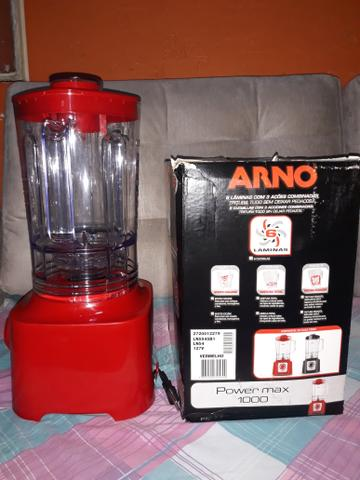 Liquidificador Arno Power Max 1000 Personalizado 3.1 Litros Novo Zerado na Caixa - Foto 2