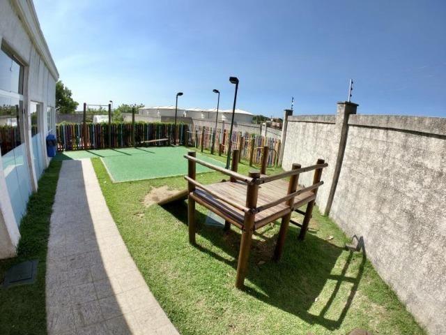 Lindo Apartamento 3 Quartos com Suíte Montado no Condomínio Villaggio Manguinhos - Foto 18