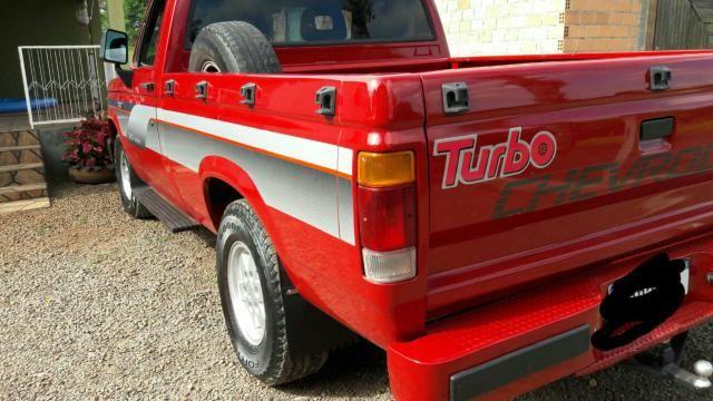Vendo d20 94 completa 94 turbo de fabrica - Foto 8