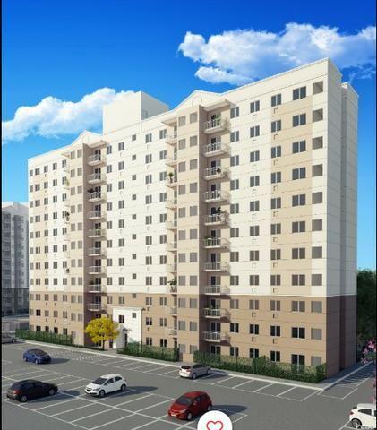 UED-26 - Apartamento 2 quartos em morada de laranjeiras - Foto 10