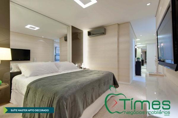 Apartamento  com 5 quartos - Bairro Setor Marista em Goiânia - Foto 8