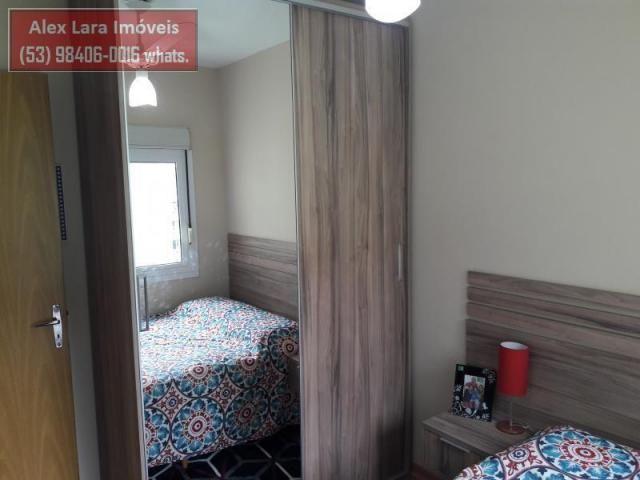 Apartamento para Venda em Pelotas, Areal, 2 dormitórios, 1 banheiro, 1 vaga - Foto 16