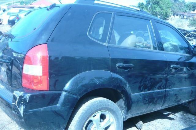 Tuscon 2011 sucata para retirada de peças