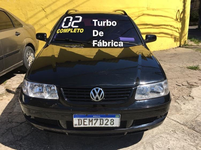 Parati turbo de fábrica RARIDADE - Foto 6