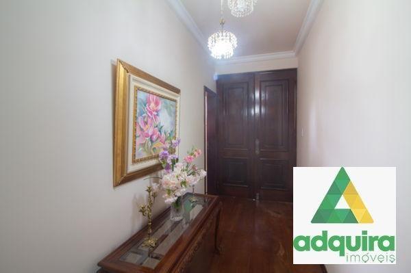 Casa com 4 quartos - Bairro Jardim Carvalho em Ponta Grossa - Foto 7