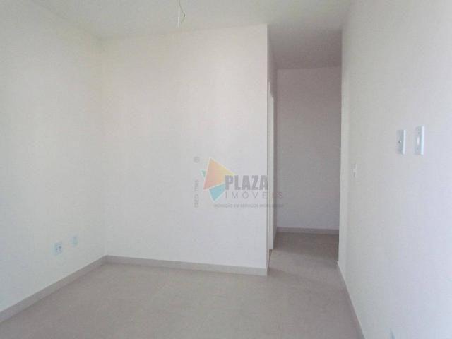 Apartamento com 3 dormitórios para alugar, 131 m² por R$ 3.500,00/mês - Vila Guilhermina - - Foto 4