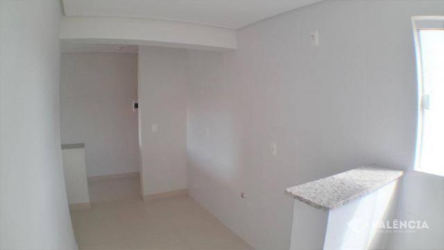 Apartamento com 2 Quartos, Churrasqueira, Para Alugar no Pioneiros Catarinense. - Foto 10