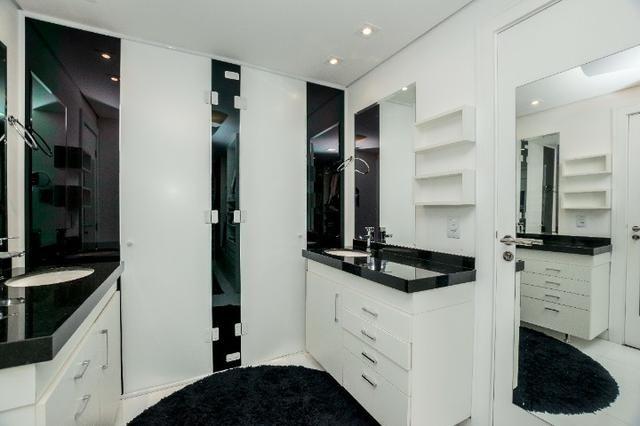 AT0001-Apartamento Triplex com 4 quartos, 2 vagas - Rebouças/Curitiba - Foto 11