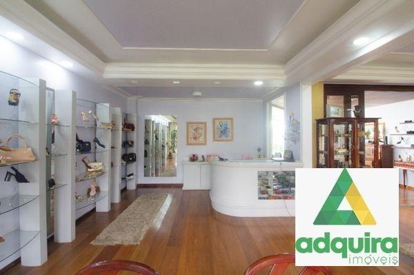 Casa com 4 quartos - Bairro Jardim Carvalho em Ponta Grossa - Foto 4