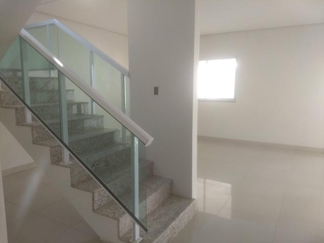 Casa duplex nova na Ininga próx a UFPI com 4 Q sendo 3 suítes terreno 14X30 - Foto 13