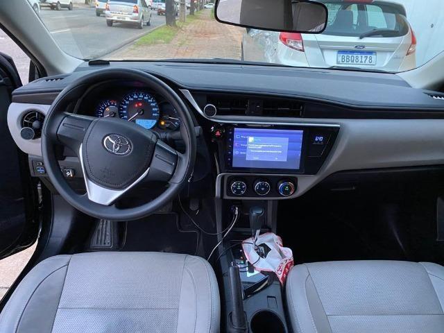 Corolla 1.8 Gli 2018 com GNV excelente pra Uber. Revisado com garantia de Fabrica - Foto 4