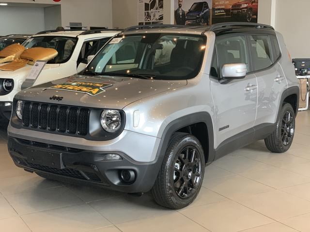 Jeep Renegade Night Eagle 1 8 4x2 Flex Aut 2020 724963885 Olx