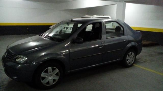 Renault Logan Authentic - Único Dono - Foto 5