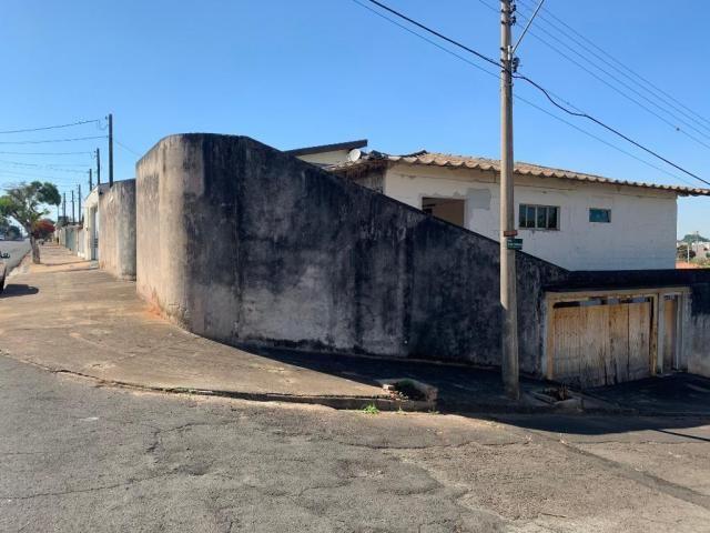 Casa residencial à venda, Vila Brasil, Santa Bárbara D'Oeste.