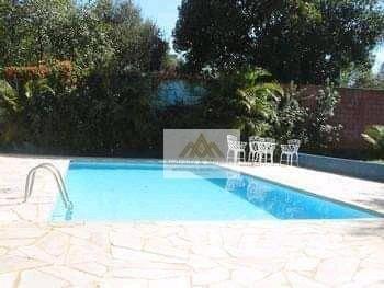 Chácara com 2 dormitórios para alugar, 2500 m² por R$ 2.500,00/mês - Recreio Internacional - Foto 2