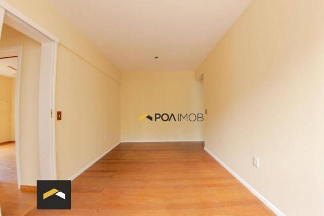 Apartamento com 2 dormitórios para alugar, 75 m² por R$ 2.130,00/mês - Rio Branco - Porto  - Foto 6