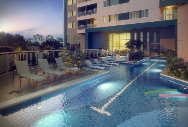 Apartamento à venda com 2 dormitórios em Benfica, Fortaleza cod:DMV10 - Foto 2