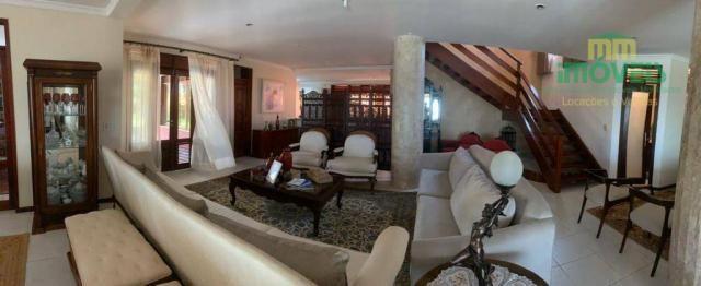 Casa com 4 dormitórios à venda, 455 m² por R$ 850.000,00 - Porto das Dunas - Aquiraz/CE - Foto 8