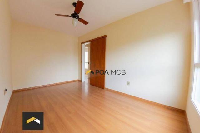 Apartamento com 2 dormitórios para alugar, 75 m² por R$ 2.130,00/mês - Rio Branco - Porto  - Foto 13