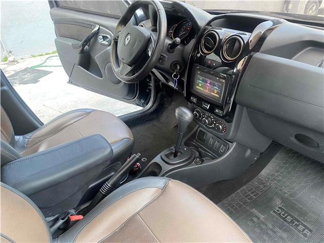 Renault Duster 2.0 dynamique 4x2 16v flex 4p automático - Foto 7