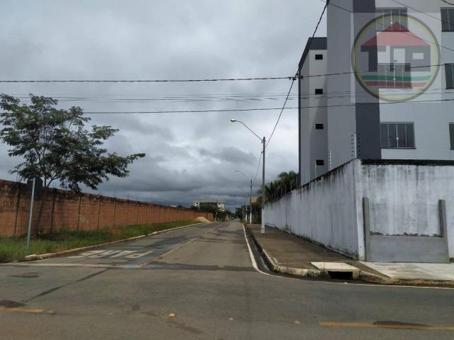 Apartamento à venda, 55 m² por R$ 270.000,00 - Belo Horizonte - Marabá/PA - Foto 3