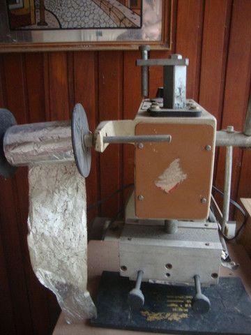 Maquina de personalizar com tipos - Foto 2