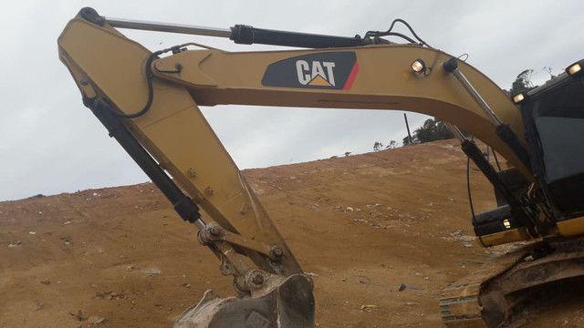 Escavadeira hidráulica Caterpillar - Foto 3