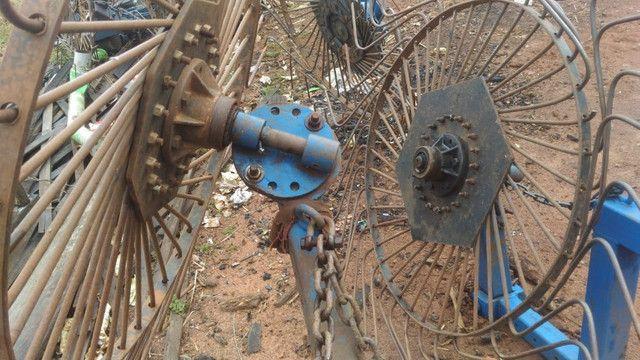 Enleiradores de palha duplo - Foto 3