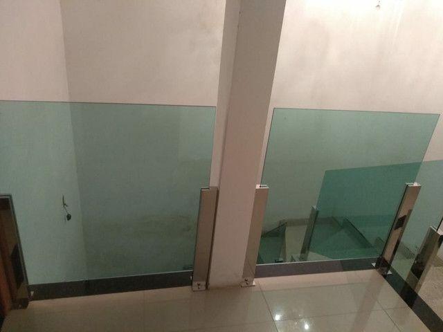 Proteção de vidro completa