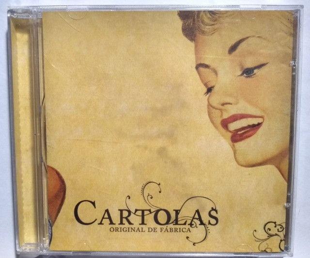 Cartolas - Original de Fábrica