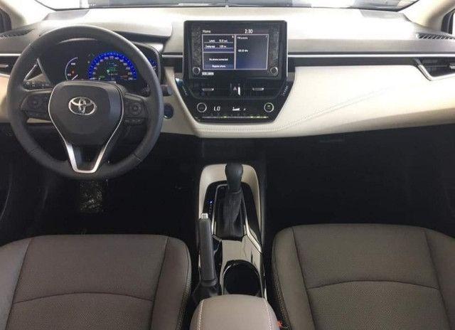 Toyota Corolla Altis Hybrid Premium 2021 0KM Venha Conferir !!! - Foto 5