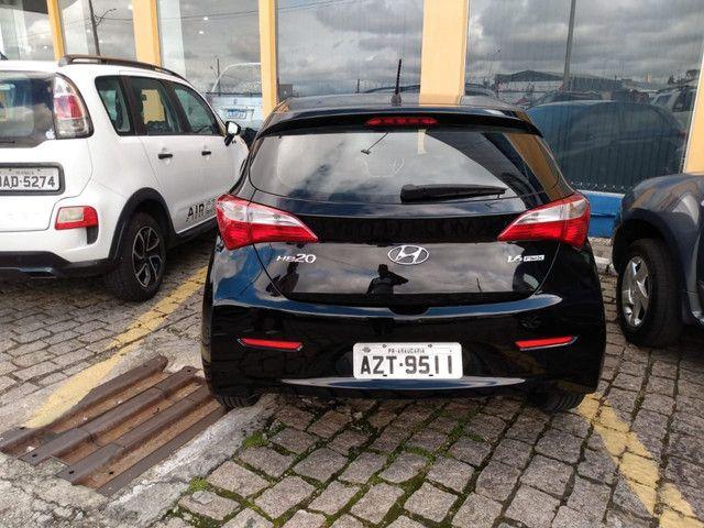 Hyundai HB20 ano 2015 completo 1.6