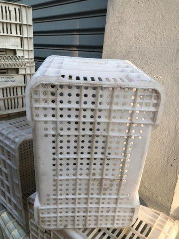 Caixa Plástica Branca - Foto 2