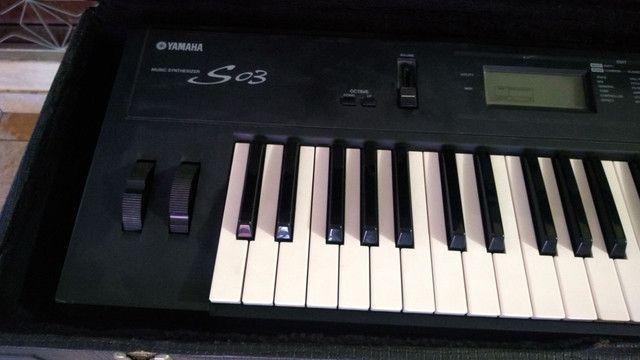 Piano elétrico yamaha - Foto 6
