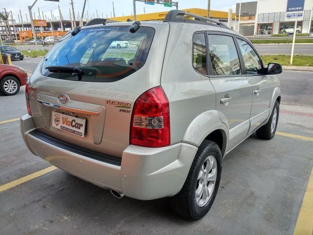 Hyundai Tucson 2.0 16V Flex Aut. - Foto 4