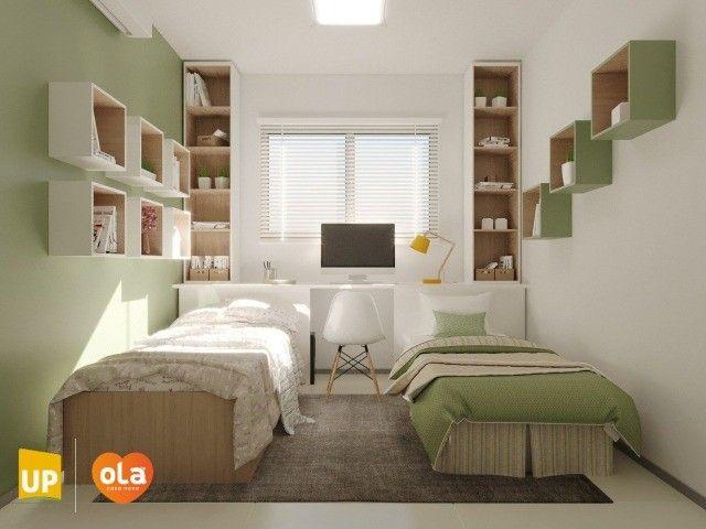 Apartamento 2 quartos - Flores (ajl01) - Foto 4