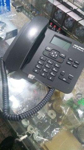 Telefone Rural 2 Chips Entrega Grátis - Foto 3