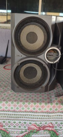Vendo um som da Sony  - Foto 2