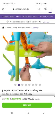 Jumper play time Safety 1st - Foto 2