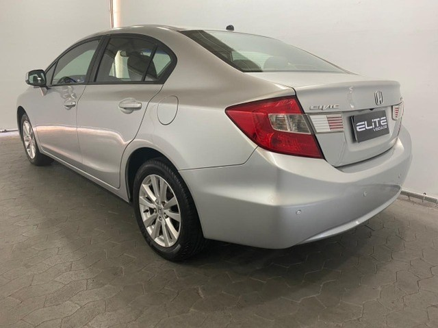 Honda Civic LXS 1.8 Manual 2012/2012  - Foto 4
