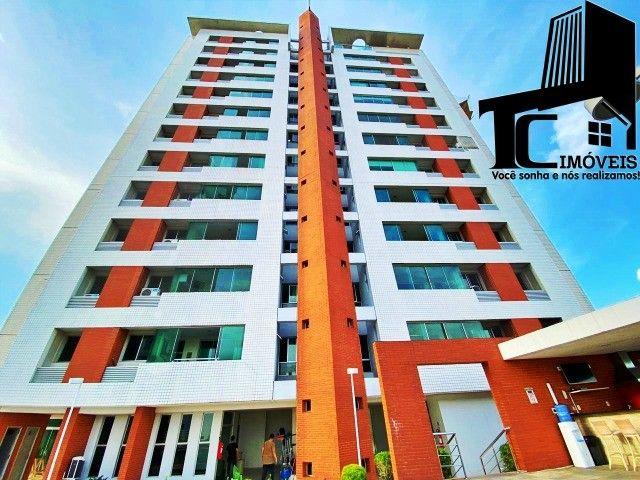 Vendo Apartamento The Sun/8 Andar/110m²/3 suítes Modulados Cortina de vidro na varanda
