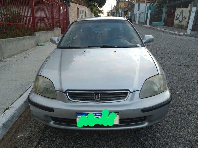Honda Civic Ex Automático 1998 - Foto 2